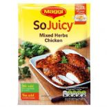 Maggi So Juicy Mixed Herbs For Chicken 30g